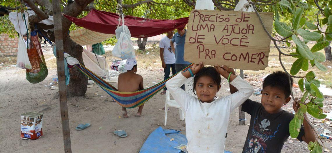 Imigrantes venezuelanos: acolher, proteger, promover e integrar