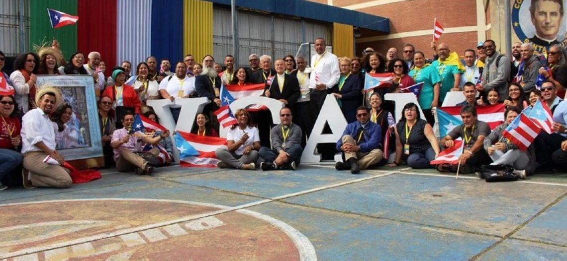 Porto Rico apresenta caminho em preparação para o CAM 6