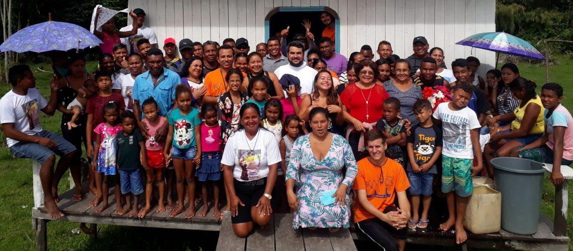 Experiência missionária na Ilha do Marajó (PA)