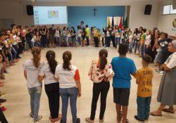 Três encontros missionários em Cascavel (PR)