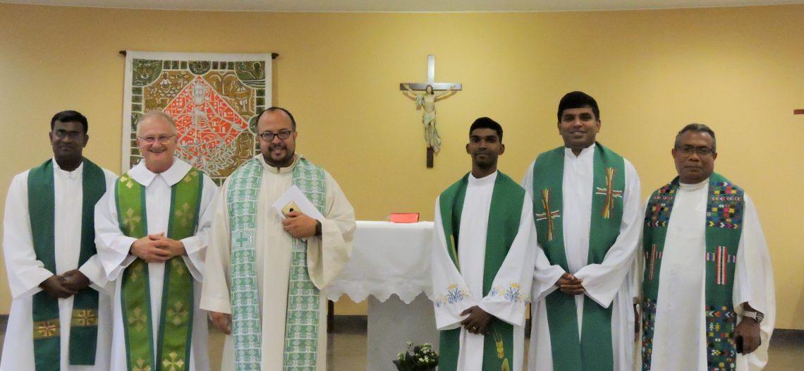 Curso de Introdução à Língua Portuguesa para missionários