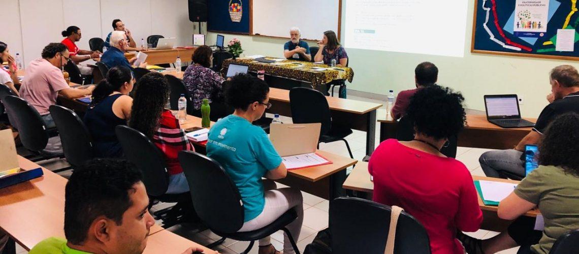 Encontro reúne comunicadores de todo o Brasil