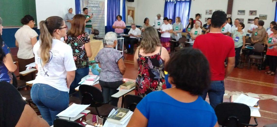 Goiás realiza encontros de formação missionária