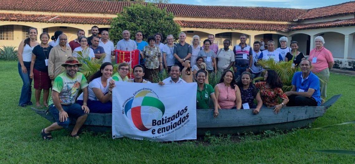 Tocantins realiza encontro de formação missionária