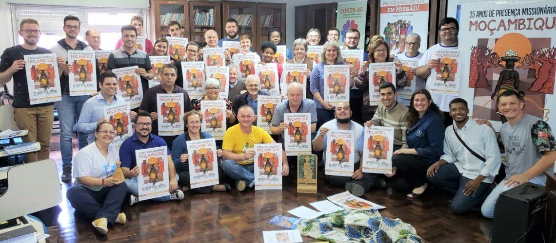 Rio Grande do Sul: 25 anos de missão em Moçambique