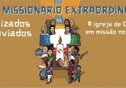 Lançamento da arte da Campanha Missionária 2019