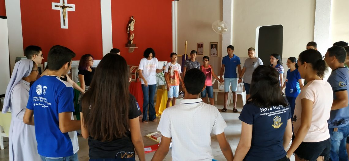 Juventude Missionária do RN realiza encontro estadual