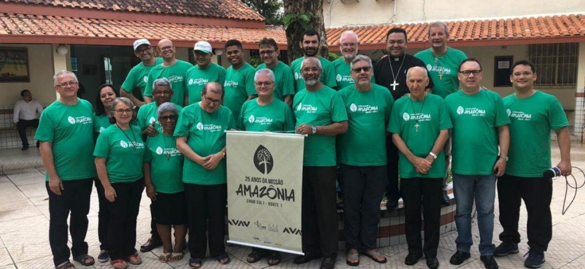 Projeto Missionário na Amazônia ganha especial de 25 anos