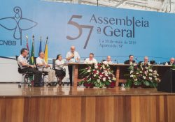 Mês Missionário Extraordinário foi apresentado aos bispos