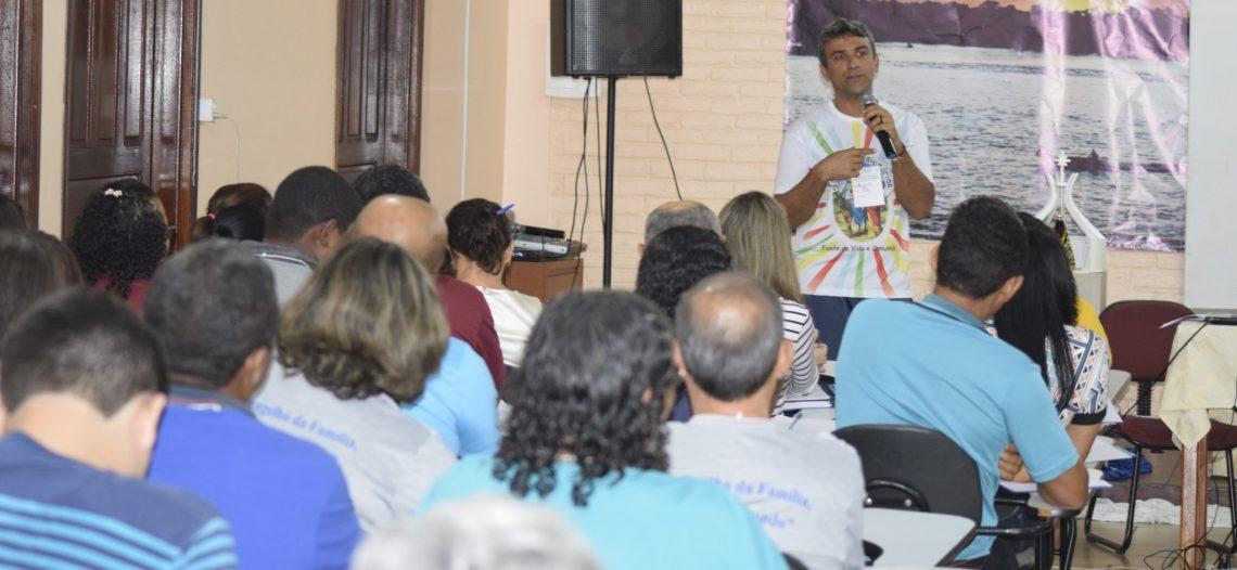 Encontro das Famílias Missionárias no Regional Norte 3