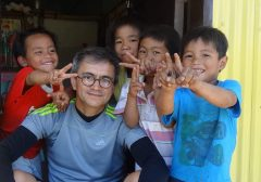 Missão: Transformar a vida de crianças como girassóis