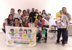 Encontro formativo para assessores da IAM em Niterói (RJ)