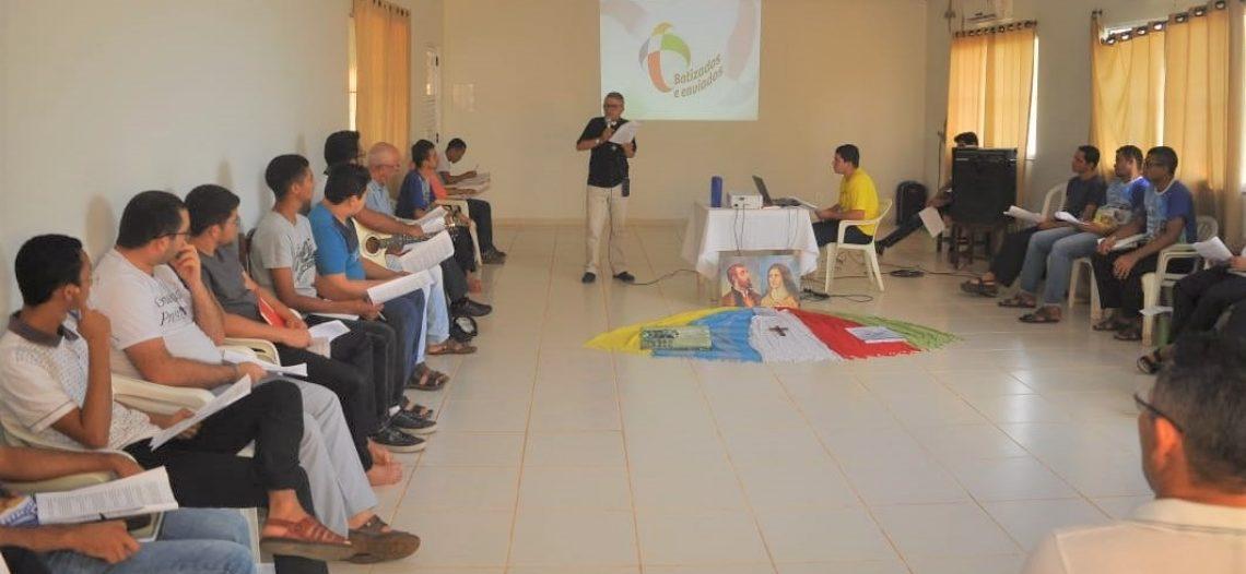 Seminaristas do Norte 3 realizam formação missionária