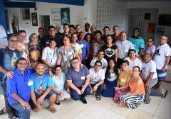 Formação para coordenadores dos COMIDIs do Regional Nordeste 3