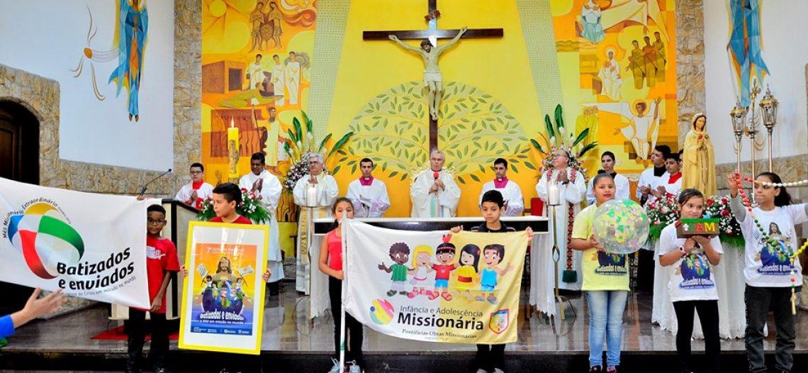 7ª Jornada Nacional da IAM na Diocese de São Miguel Paulista