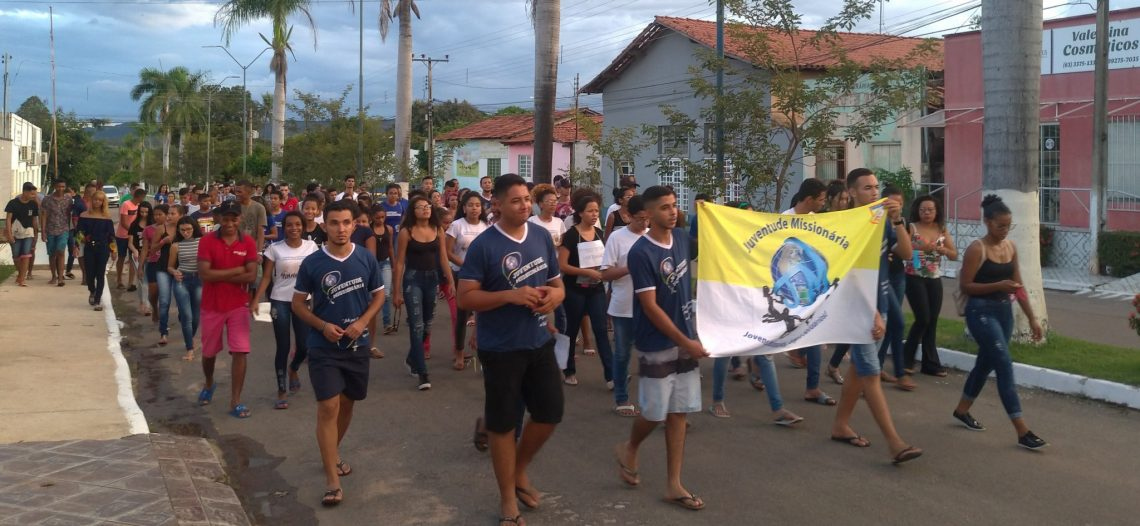 Jovens missionários participam de Intercâmbio em Pindorama do Tocantins