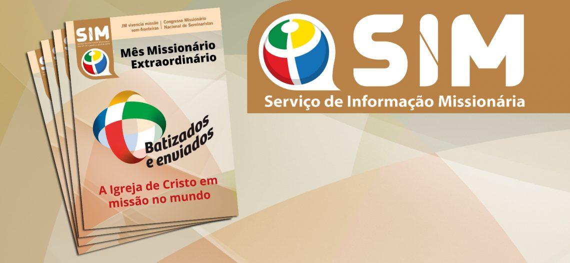 SIM apresenta Mês Missionário Extraordinário