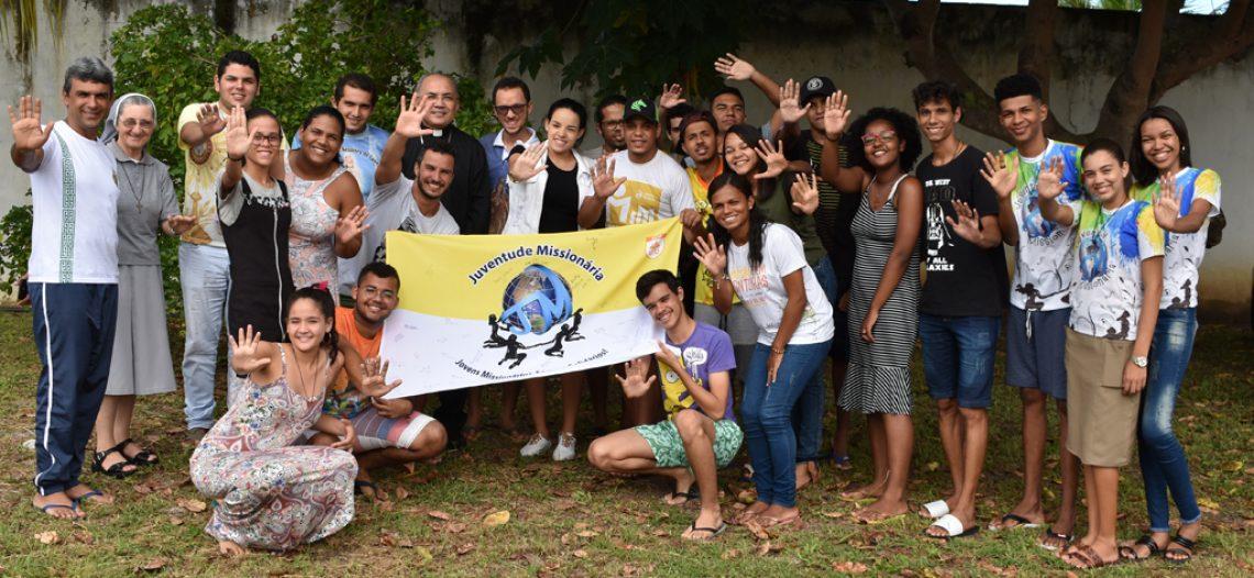 JM do Sergipe realiza encontro de espiritualidade missionária