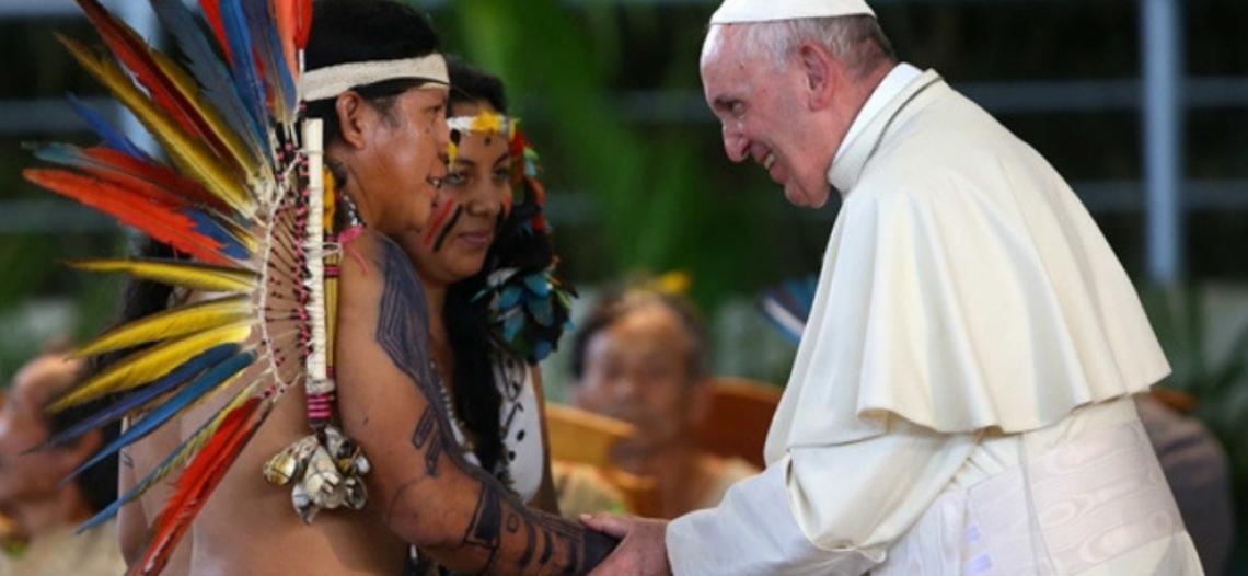 """Documento de Trabalho do Sínodo: """"Amazônia pede à Igreja que seja sua aliada"""