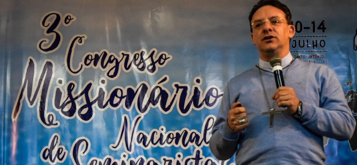 Dom Leomar ressalta a cristologia da missão
