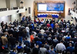 Congresso de Seminaristas: Batizados e enviados