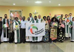 Formação para missionários estrangeiros no Brasil
