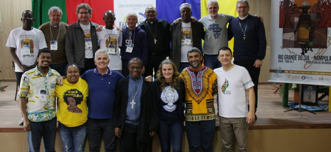 Rio Grande do Sul celebra 25 anos de missão em Moçambique