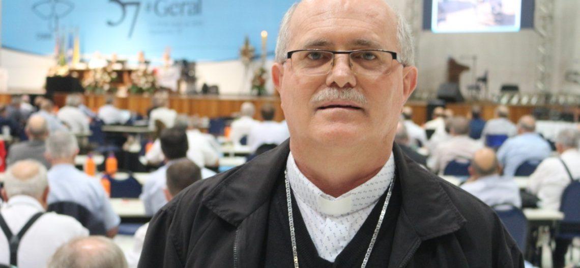 Entrevista: Dom Odelir, novo presidente da Comissão Missionária
