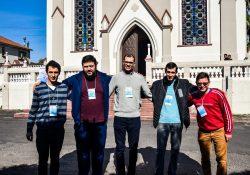 Solidariedade aquece o Congresso de Seminaristas