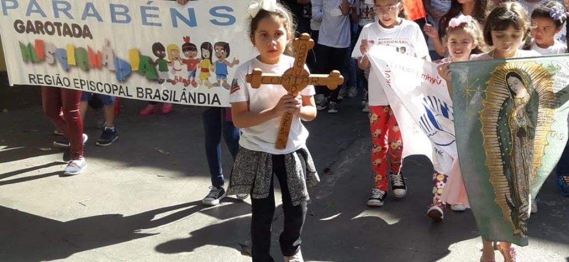 Encontro missionário da IAM da Arquidiocese de São Paulo