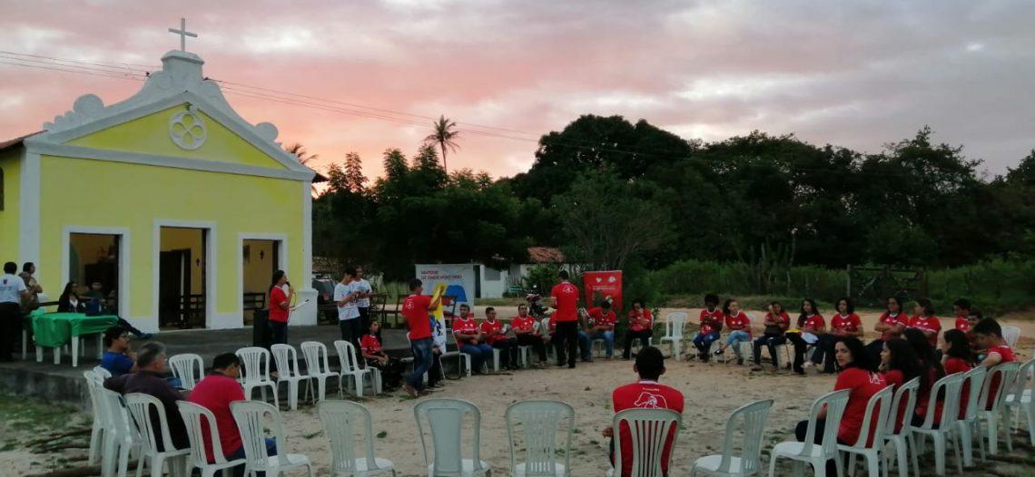 Missão da JM no Rio Grande do Norte movimenta comunidades