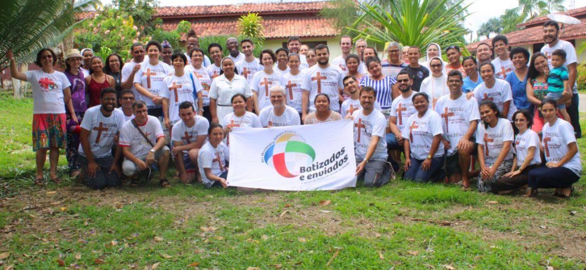 CRB realiza experiência missionária no Norte do país