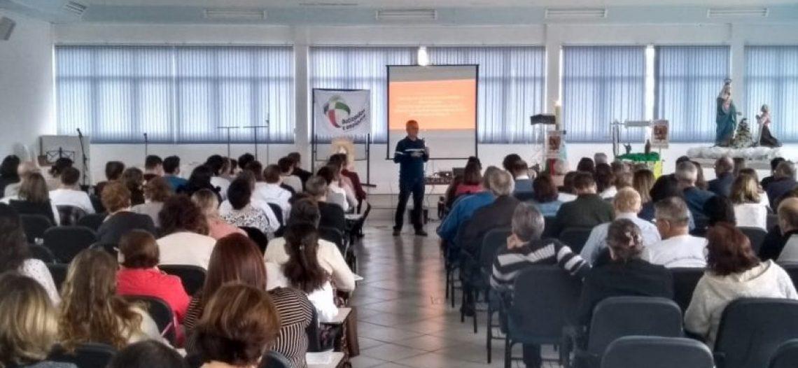Diocese de Caxias do Sul (RS) realiza Encontro Diocesano de Formação Missionária