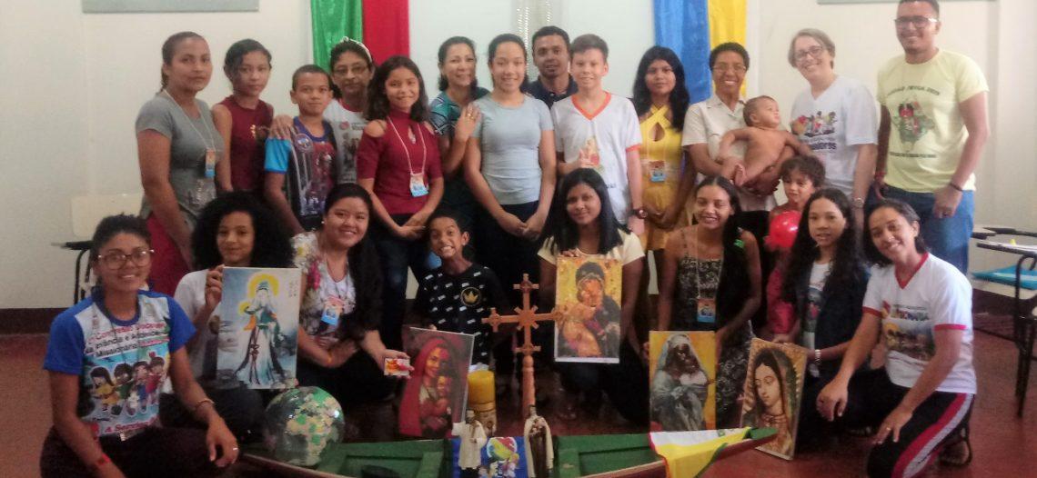 Formação de assessores da IAM na Diocese de Macapá (AP)