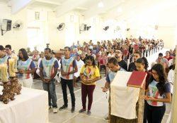 Encontro reúne assessores da JM e IAM do Vicariato Cabo