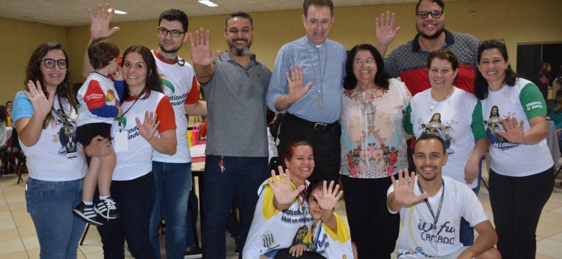 IAM e JM da Arquidiocese de Maringá (PR) realiza formação missionária