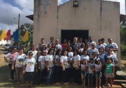 Encontro das Famílias Missionárias na Arquidiocese de Natal