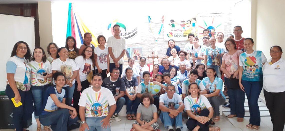 Mês Missionário Extraordinário é tema de encontro em Natal (RN)