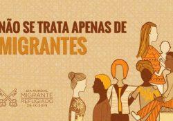Vaticano divulga material para celebração do Dia Mundial do Migrante