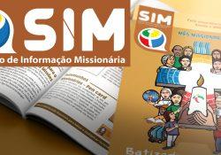 Nova edição do SIM apresenta a Campanha Missionária