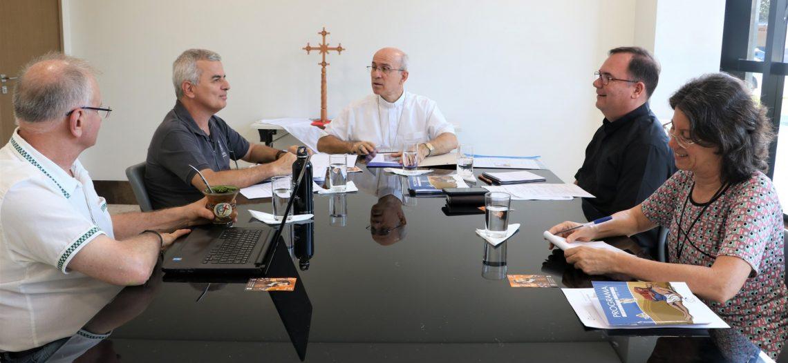 Equipe executiva do COMINA planeja assembleia nacional