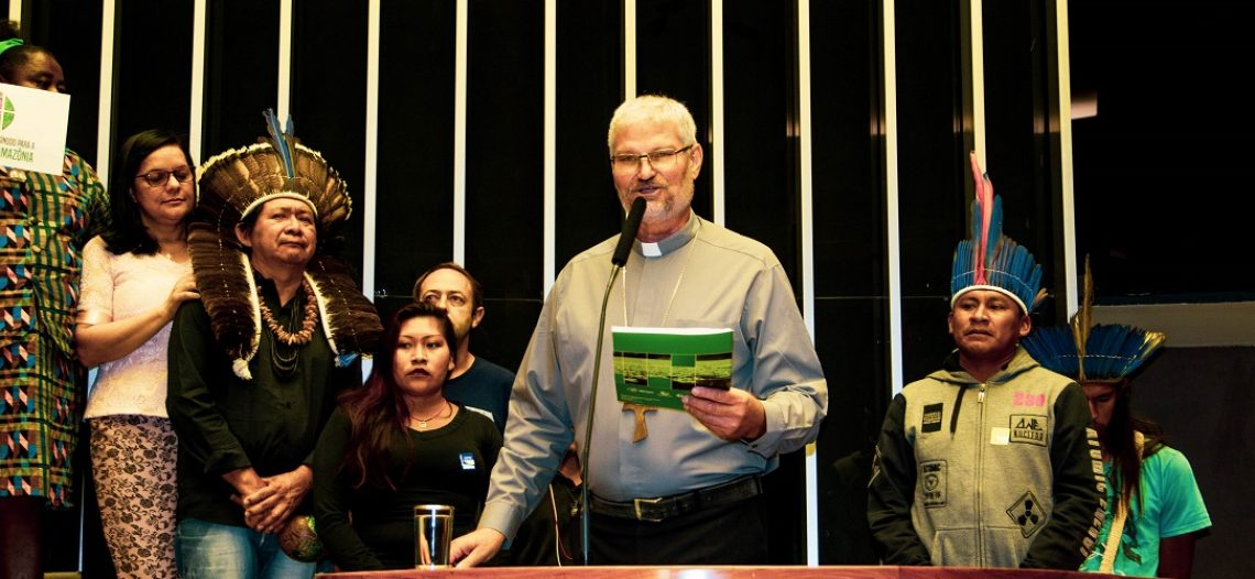 """Igreja se compromete com os vulneráveis"", afirma dom Evaristo Spengler"