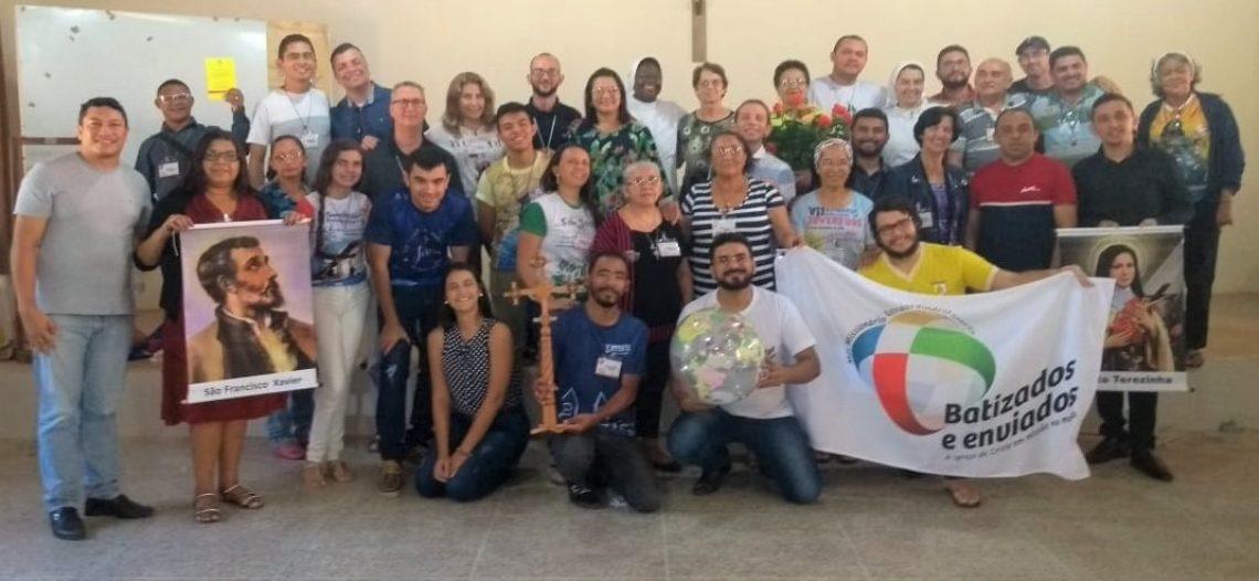 Encontro de aprofundamento missionário no Ceará