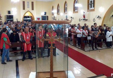 Cruz Missionária movimenta Diocese de Campina Grande (PB)