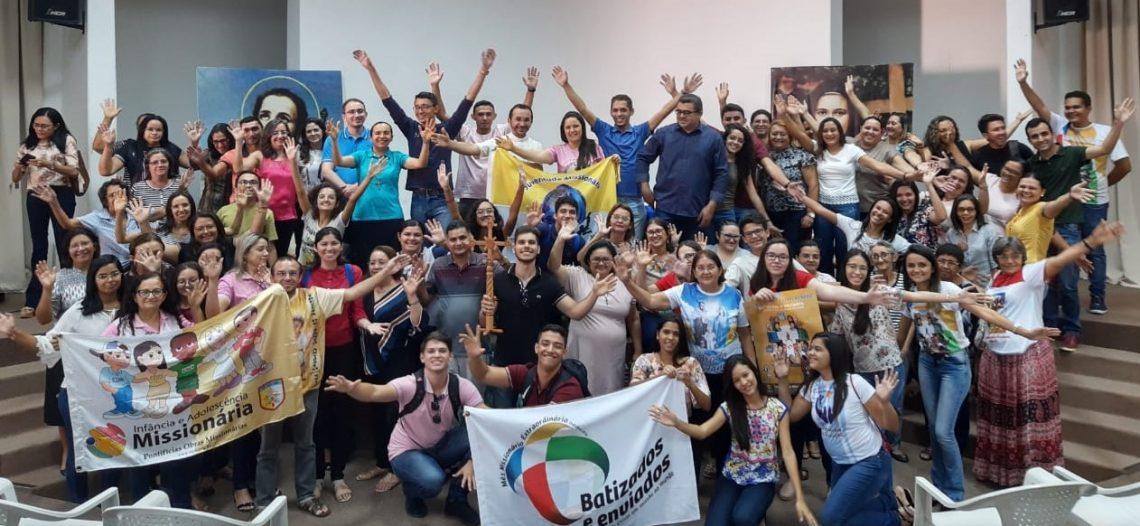 Aprofundamento missionário na Diocese de Cajazeiras (PB)