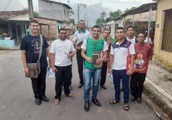 Formação missionária para seminaristas no Pará
