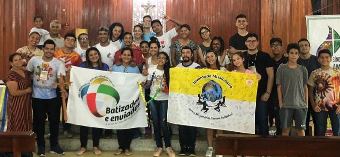 Juventude Missionária do Amazonas realiza encontro estadual