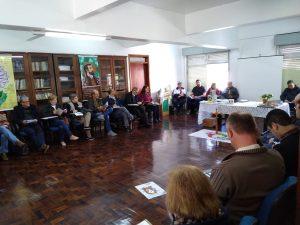 Regional Sul 3 reúne dioceses do Rio Grande do Sul no COMIRE (2)