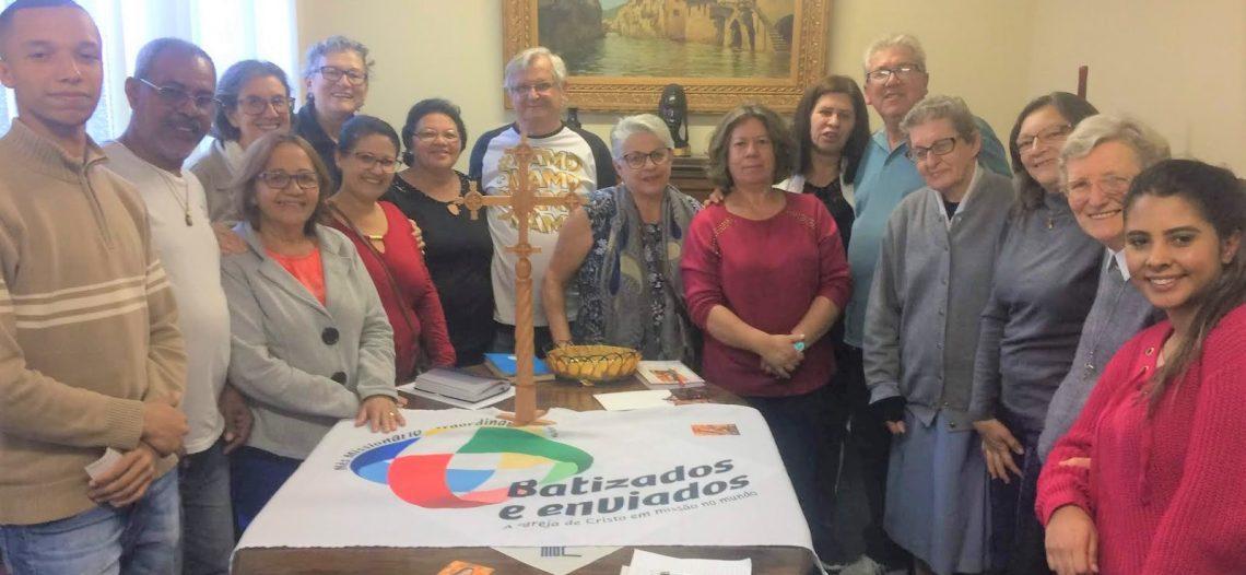 Formação Missionária na Diocese de São Miguel Paulista (SP)