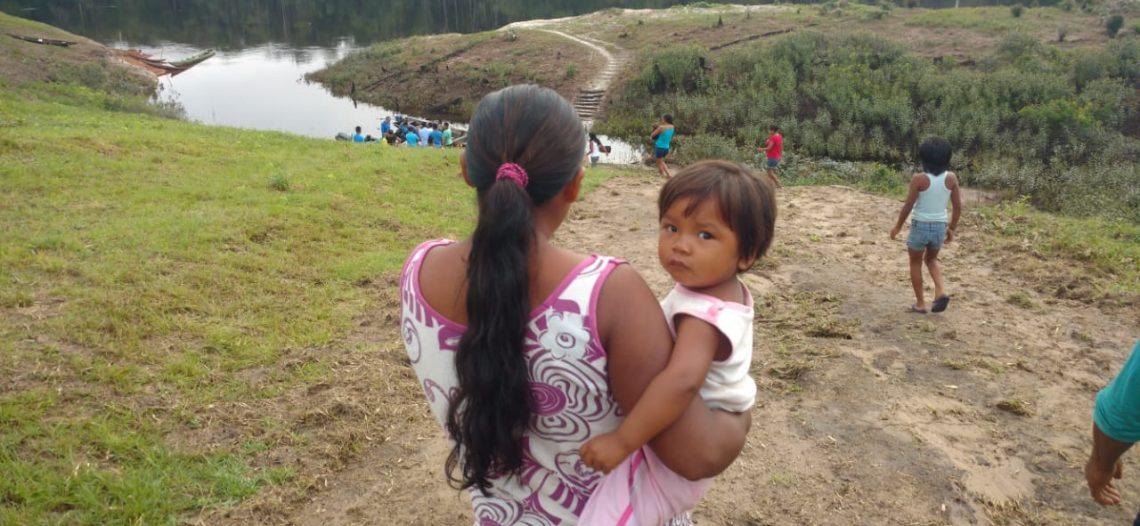 Experiência missionária junto aos povos indígenas